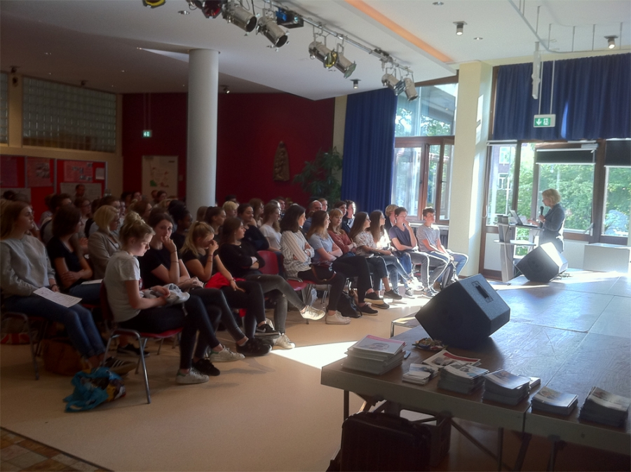 Duales Studium - St. Angela Schule