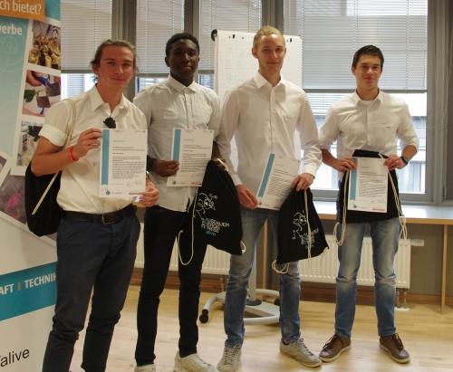 Gewinner 2018 Fraunhofer-Institut